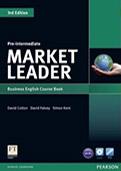 002 Market Leader Pre-Intermediate